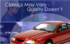 Quality you can count on at Felix Auto Body of Springfield, MA.